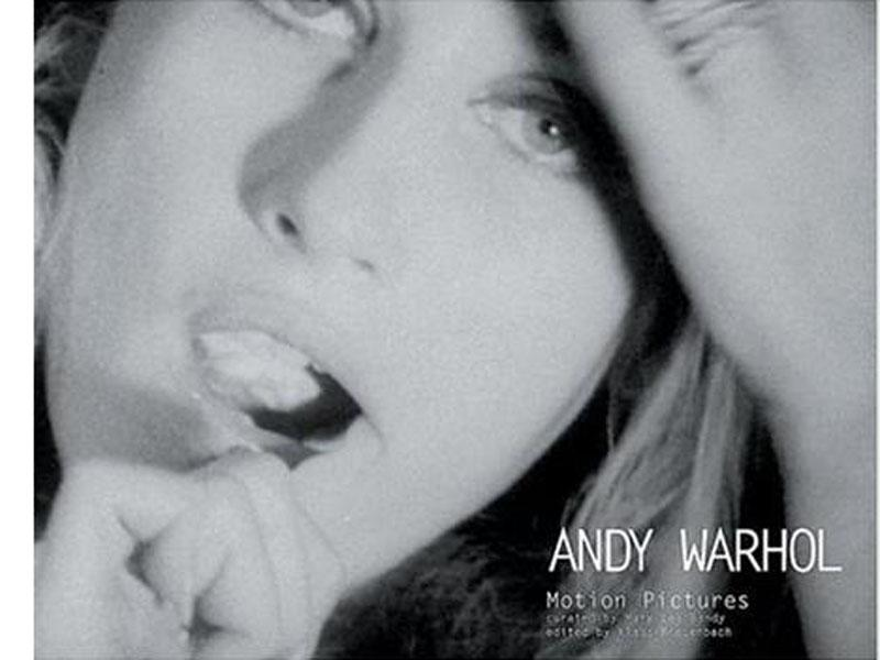 Andy Warhol:Motion Pictures