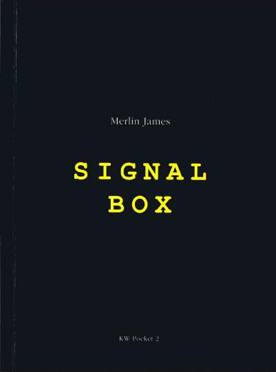 Merlin James SIGNAL BOX