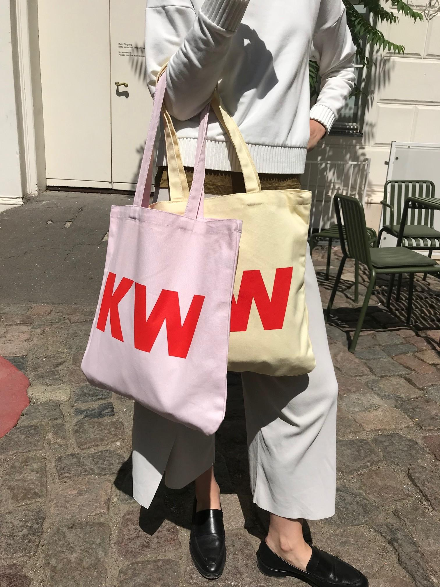 KW Summer Bag Yellow