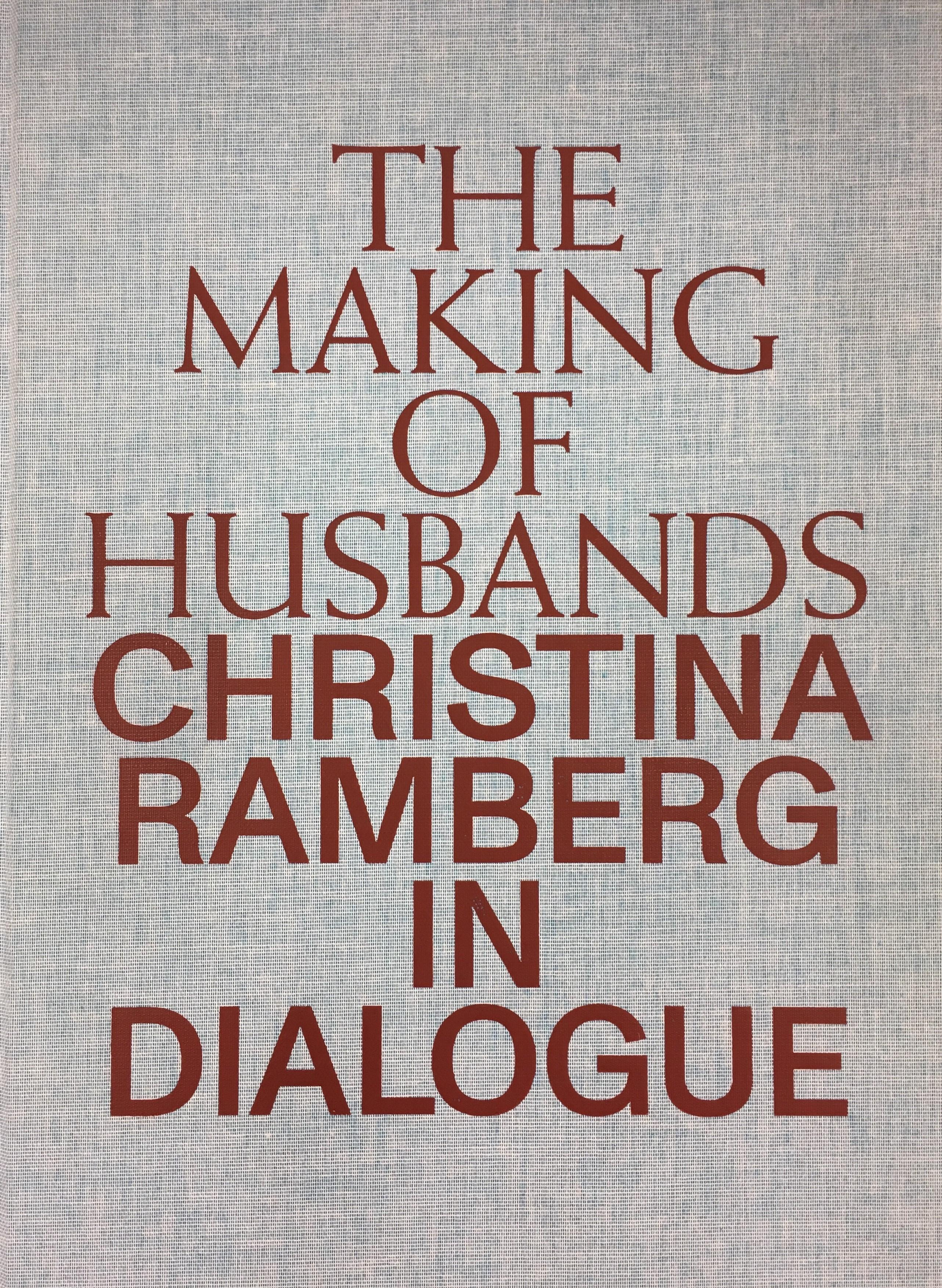 The Making of Husbands - Christina Ramberg in Dialogue