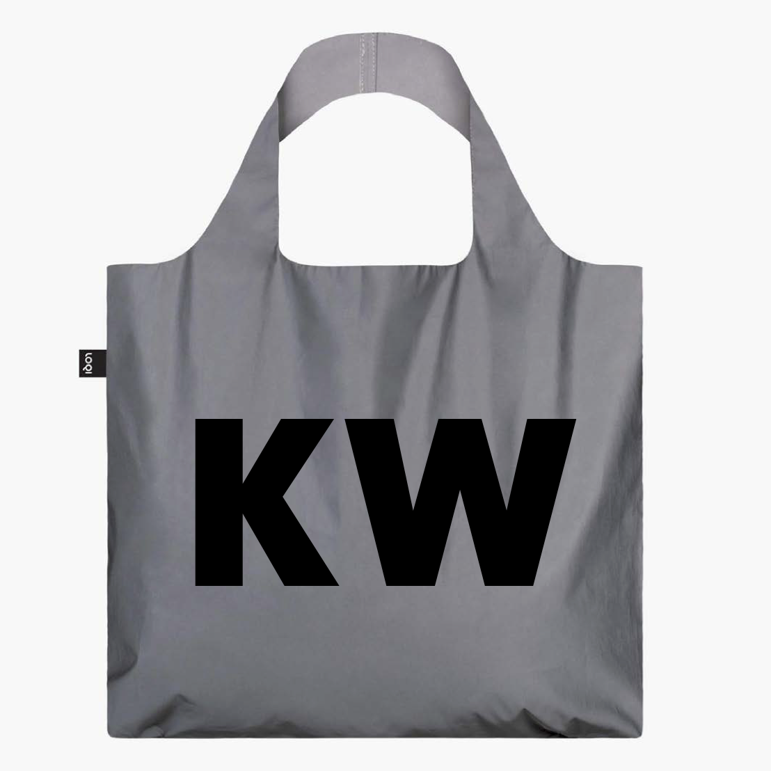 KW Logo Reflective Bag